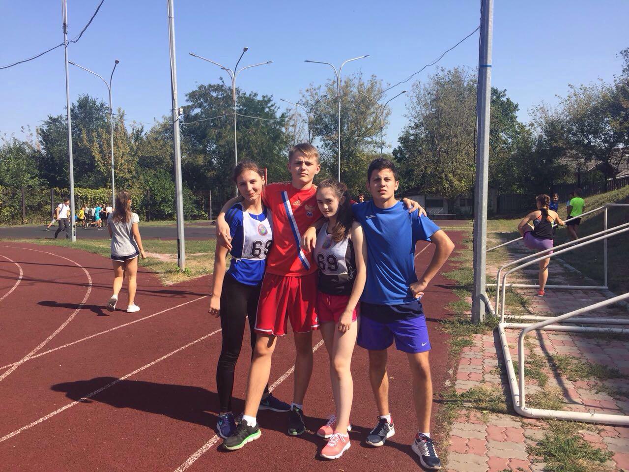 Соревнования по легкоатлетическому кроссу