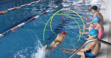 Проект «Всеобуч по плаванию»