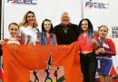 Ростовчанки одержали победу в международном турнире по ЧИР-СПОРТУ Rimini Cheer Open 2018