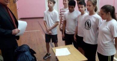 Итоги районных соревнований «Школа безопасности»