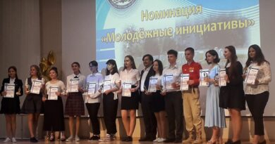 Гордость района — надежда Ростова