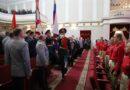 Торжественный прием в честь 103 годовщины со дня образования Южного военного округа
